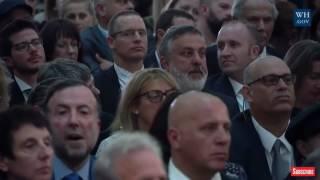TRUMP ULTIMATE PEACE DEAL: President Donald Trump SPEECH at The Israel Museum in Jerusalem 23, 2017