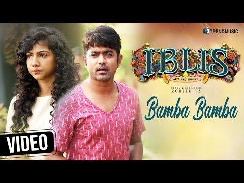 Bamba Bamba Song - Iblis -  Asif Ali, Madonna Sebastian