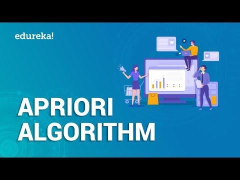 Apriori Algorithm Explained | Association Rule Mining | Finding Frequent Itemset | Edureka