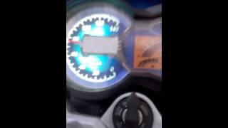 Romet Division 125 po regulacji gaźnika przyspieszenie od 3 biegu