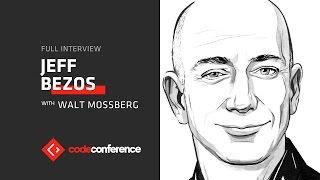 Jeff Bezos vs. Peter Thiel and Donald Trump | Jeff Bezos, CEO Amazon | Code Conference 2016