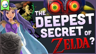 Deepest Zelda Theory? The Cult of Masks | Gnoggin - dooclip.me