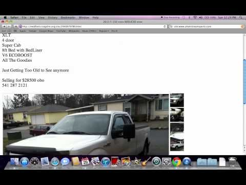 Cars For Sale Under 2000 On Craigslist >> craigslist trucks | You Like Auto