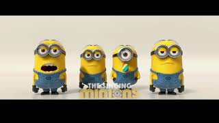МИНЬОНЫ ПОЮТ DESPACITO(Minions Cover)