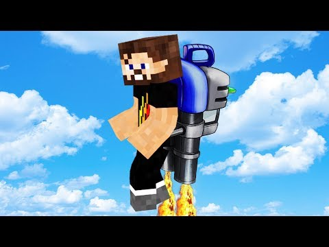 Jetpacks + Minecraft = Awesome | Doodlebanger Industries Modpack Ep. 8 (Modded Minecraft)