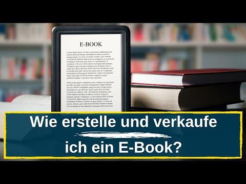 Geld im Internet verdienen: Wie erstelle ich ein eBook? (3/9)