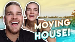 WE MOVED HOUSE + EMPTY HOUSE TOUR