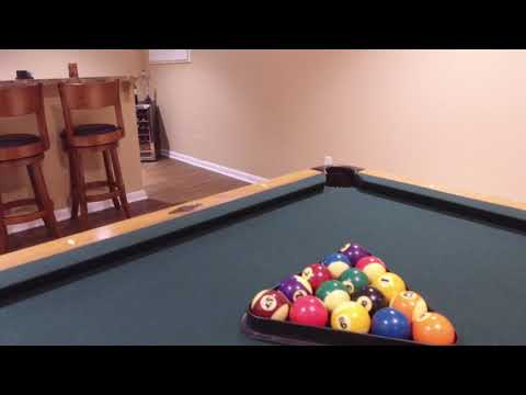 Looking for an extra living space and a place to enjoy their pool table, these homeowners tuned to their unfinished basement for the extra room. This basement is now the go to place for visiting family and friends.