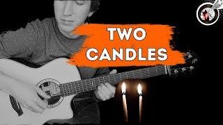 Two Candles на гитаре | Парк Горького / Alex Mercy