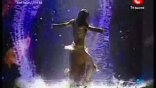 Alla Kushnir Belly Dancer