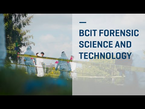 BCIT Forensic Science and Technology - YouTube