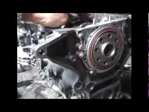 Ремонт двигателя 2С в домашних условиях.