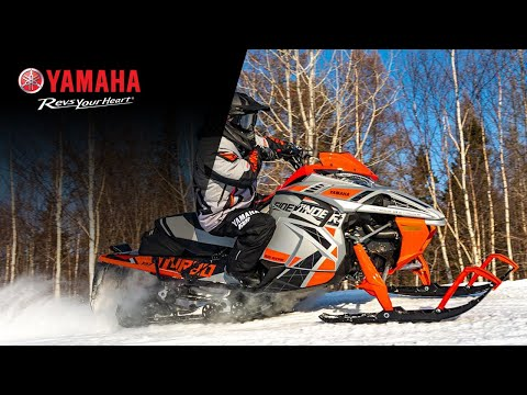 2021 Yamaha Sidewinder L-TX SE in Mio, Michigan - Video 1