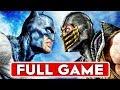 Mortal Kombat Vs Dc Universe Gameplay Walkthrough Part