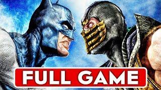 MORTAL KOMBAT VS DC UNIVERSE Gameplay Walkthrough Part 1 FULL GAME [1080p HD 60FPS] - No Commentary