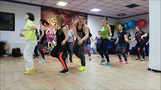 Zumba Fitness - La gota fria