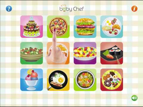Video of Baby Chef