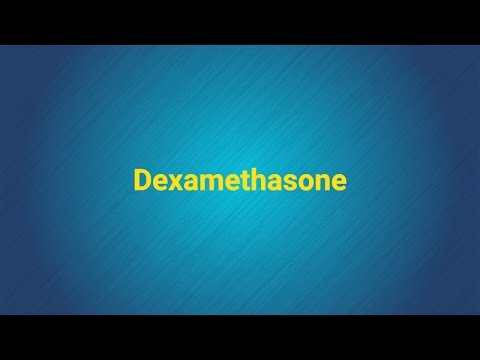 Video Dexamethasone