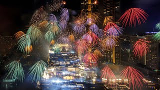 video: New Year's Eve:World welcomes 2021 with muted celebrations