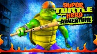 🐢🥊Super Turtle Hero Adventures-Приключения героя Черепашки-TapSim Game Studio-Android