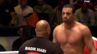 Badr Hari - Semmy Schilt