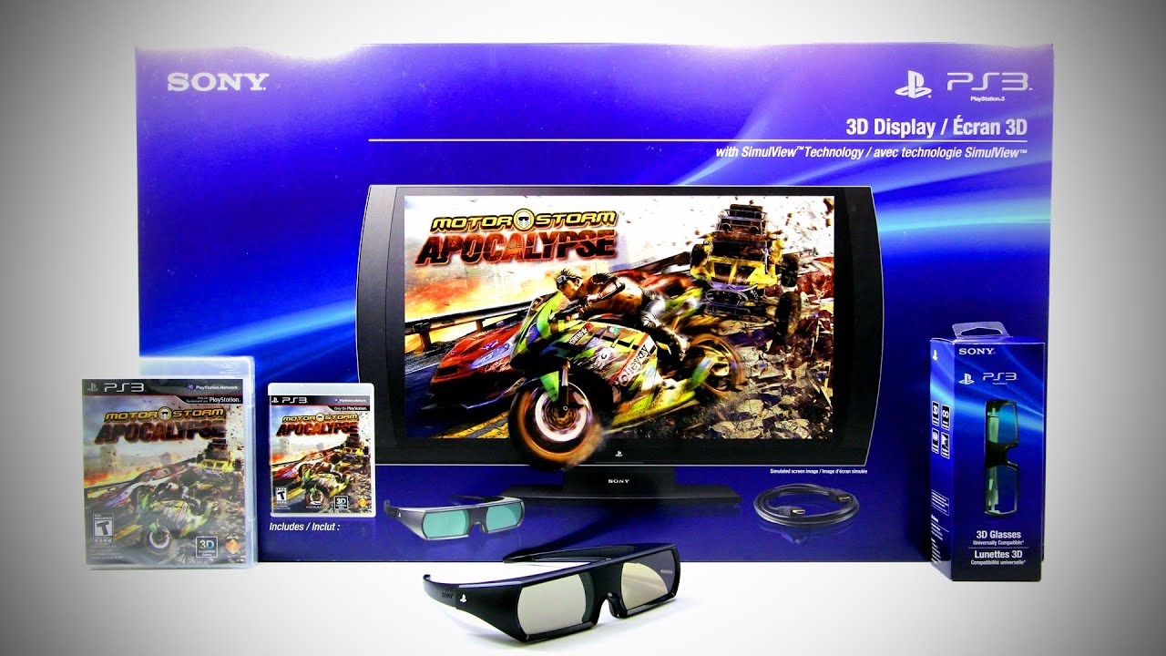 PlayStation 3D Display Unboxing & Review thumbnail