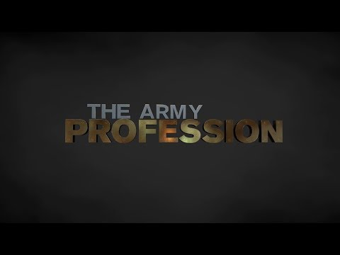 The Army Profession Screenshot