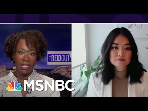Anti-Asian Racism And Violence Spiking During Pandemic | The ReidOut | MSNBC