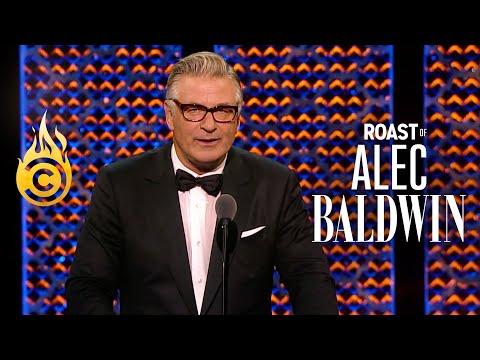 Alec Baldwin Gives the Roasters a Taste of Their Own Medicine - Roast of Alec Baldwin