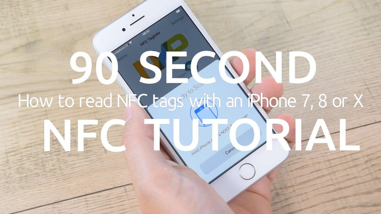 Apple Iphone 8 Nfc