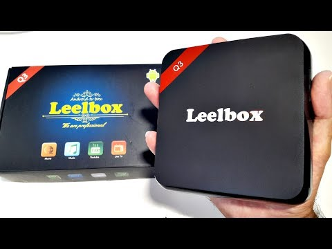Leelbox Q3 Android TV Box Review