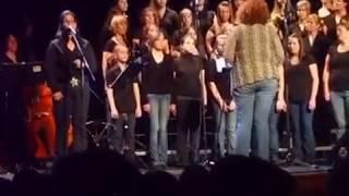 "Kelley Mooney's spiritual lyrical adaptation of Leonard Cohen's ""Hallelujah"""