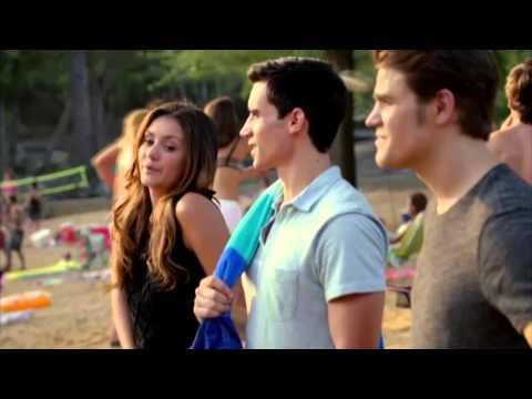 The Vampire Diaries - Music Scene - Bad Habit by The Kooks - 6x03