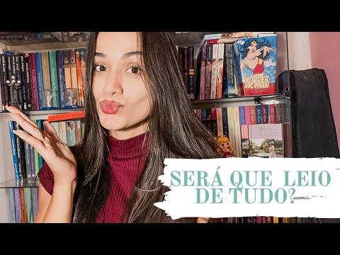 TAG DO LEITOR ECLÉTICO: DE TUDO UM POUCO | Os Livros Livram