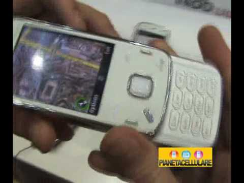Video Nokia N86 8 Megapixel