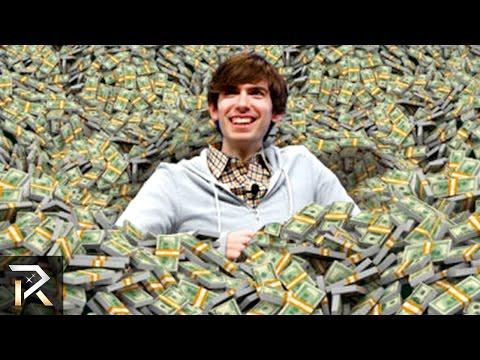 10 Richest High School Dropouts