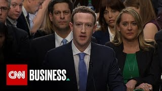 Zuckerberg: Average person doesn't read full terms of service