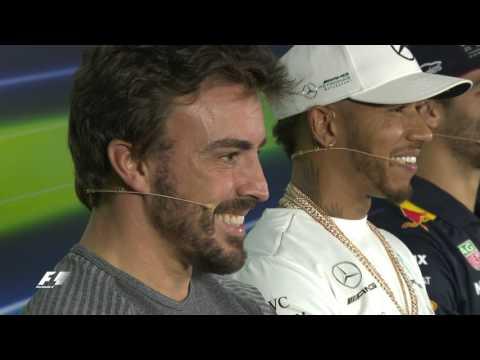 2017 Australian Grand Prix: Pre-Race Press Conference Highlights