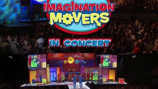 Imagination Movers Live In Concert