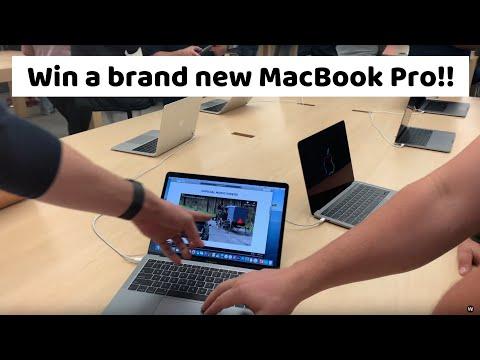2019 MacBook Pro giveaway!!