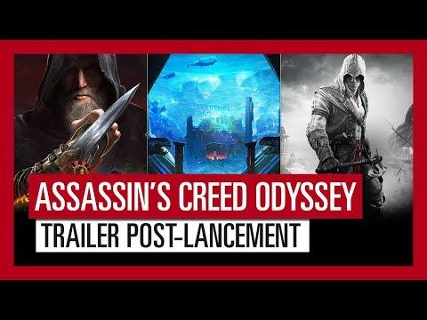 railer Post-Lancement & Contenu du Season Pass  de Assassin's Creed Odyssey