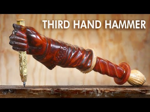 Punch Hammer Sculpture [15:58]