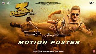 Dabangg 3 Motion Poster Eid Radhe Ki Radhe Salman Khan