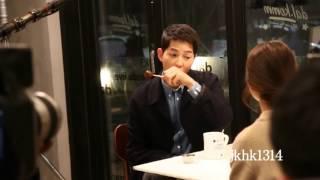 송중기 송혜교 Song Joong Ki Song Hye Kyo 宋仲基 宋慧乔 송송커플 Song Song Couple