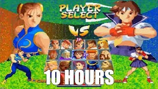 Player Select Extended Street Fighter 2 Mp3 Gratis Music Video