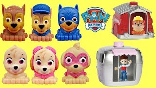 Nat And Essie Open Paw Patrol Squishy Mashems Super Pups