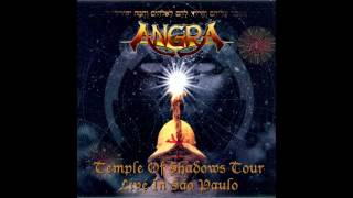 Angra - Temple Of Shadows Live (14th anniversary)