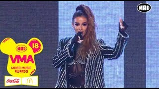 Playmen & Eleni Foureira - Fuego (Playmen Festival Remix) |  Mad VMA 2018 by Coca-Cola & McDonald's