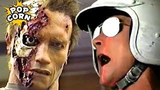 Терминатор 2 3D: Как снимали Т2: Судный день / Спецэффекты Терминатор 2 от ILM и Стэна Уинстона