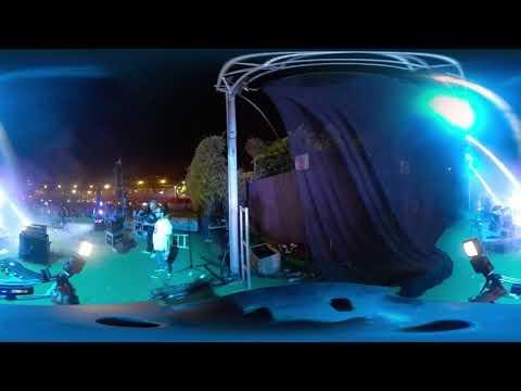 Obús en el Festival Caballa Rock 019 2ª parte 360º